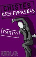 Chistes De Creepypastas by HomicidalJodie