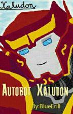 Autobot Xaludon (cz) by BlueErill