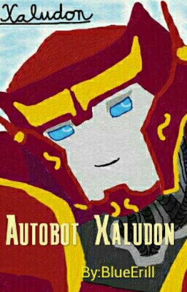 Autobot Xaludon (cz)