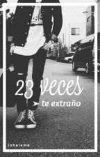 23 veces 'te extraño' ※ namgi by inhalame