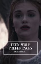 Teen Wolf Preferences by -voidhemmings-