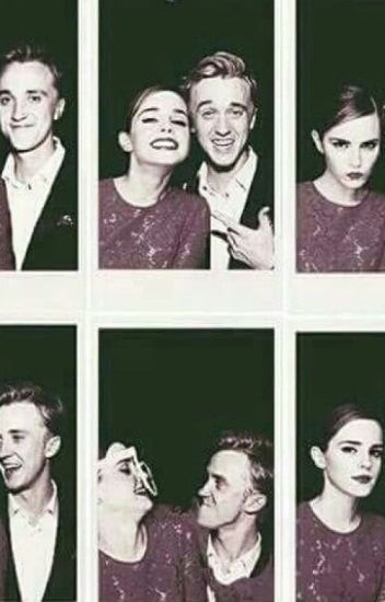 """""""The Sky Seen From The Moon""""  Dramione """