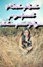 TAK SEINDAH CINTA YANG SEMESTINYA (GxG) by Nanda_Monike