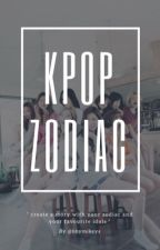 ♡ Kpop Zodiacs & reactions ♡ by freakywonho