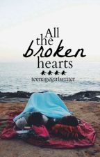 All the broken Hearts (Larry Stylinson BxB) by teenagegirl_writER