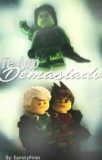 Greenflame-te Amo Demaciado by danielapines