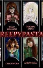 Creepypasta Girlfriend Scenarios (Discontinued) by AhogePoeticCat
