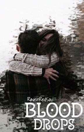 Blood Drops by RavenRedSoul