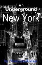Underground New York by WorrylessRocker