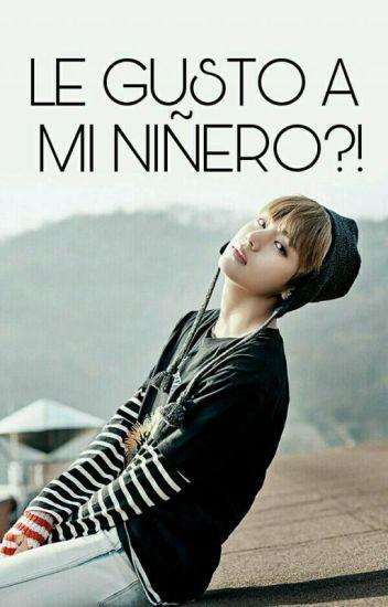 Le Gusto A Mi Niñero?! 》BTS {Taehyung}