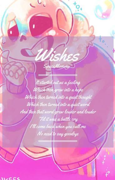 !DISCONTINUED! Wishes // Undertale!Sans X Reader {Either Gender}
