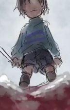 Le génocide d'un garçon by red78king