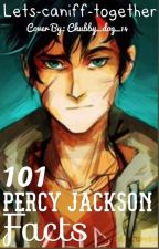 101 Percy Jackson Facts by Lets-caniff-together