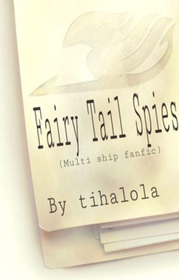 Fairy Tail Spys