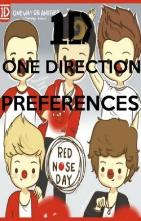 One direction preferences - He sees you naked for the first time