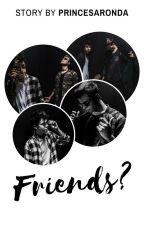 Friends? || J&A Sikorscy {zawieszone} ✔ by SoyOlixx