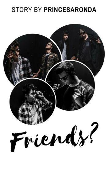 Friends?   J&A Sikorscy ✔
