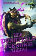 TMNT-Donatello Scenario(2016) (REDO) by Grizzly014