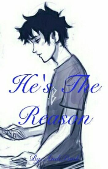 He's The Reason (Percy Jackson x Reader Angst)