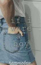 if i were a boy · devries by hemmobae