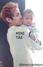 Mini Tae | Taehyung | BTS by elegancedreams