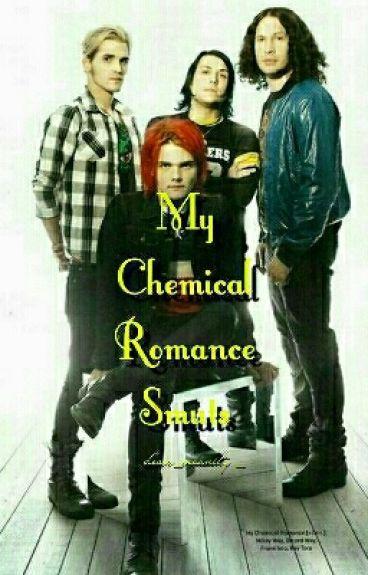My Chemical Romance Smuts