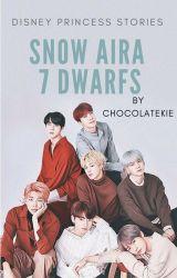 Snow Aira 7 Dwarfs   BTS  ×Hiatus by chocolate_kie