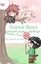 Forest Boys: Lee and Gaara Grow Together by FujoshiAngst