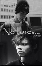 No llores... || Cashton || Terminada by LunaWiggin