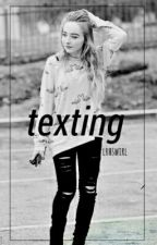 texting {lucaya} by audiblerejects