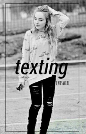 texting {lucaya}