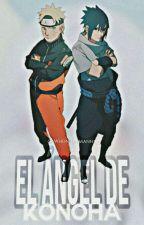 El Ángel De Konoha [Naruto, Sasuke] by -Whonhaemanhi