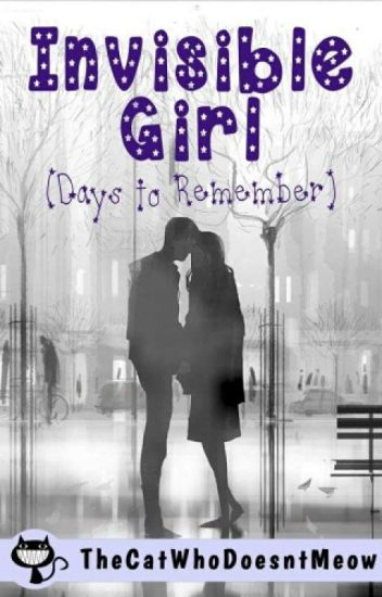 Invisible Girl : Days to Remember (Day Book)