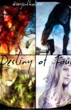 Destiny of Four by divergentkatniss