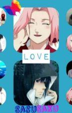 Love<SasuSaku> by FitaSafir