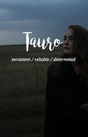 TAURO ♉