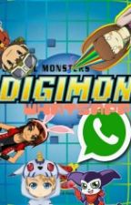 Digimon Whatsapp [AL] by -Zxboo