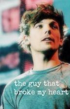 The guy that broke my heart (Louis Tomlinson fanfic) by cravingniallyo_