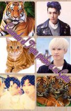 Cuando el Tigre probó a su Gato by Sora_Ada