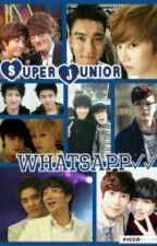 Super Junior Whatsapp »Yaoi«  [Actualizaciones Temporalmente Lentas] by Liz_badillo