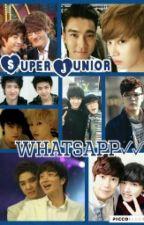 Super Junior Whatsapp »Yaoi«  [Actualizaciones Temporalmente Lentas] by Liz_badillo