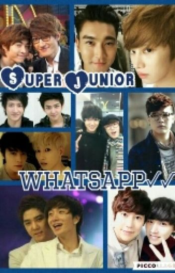 Super Junior Whatsapp »Yaoi«  [Actualizaciones Temporalmente Lentas]