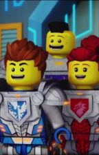 Nexo Knights Texts & Skits by heart_with_wings
