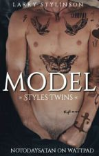 Model (AU Larry Stylinson) Harry!Twins by favbangtan