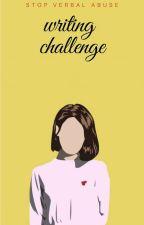 Writing Challenges (#stopverbalabusewc) by StopVerbalAbuse