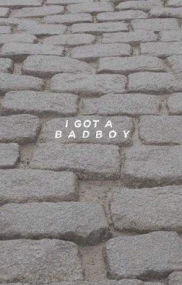 I GOT A BADBOY ° DEAN AMBROSE | COMPLETED