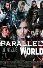 Parallel World 《The Avengers & Tu》 by Alphabethxr-