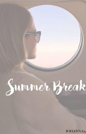 Summer Break (Magcon Fanfic)
