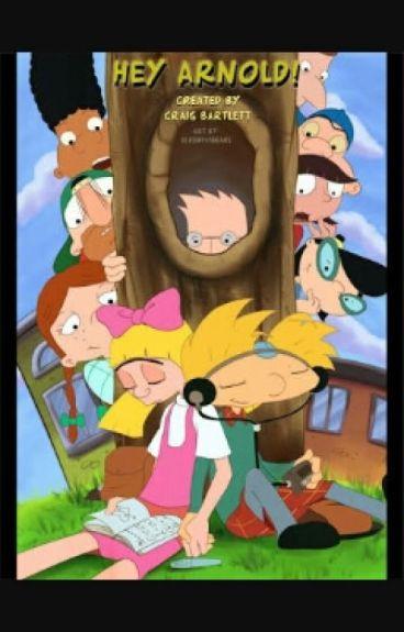 Hey Arnold Te Amo...(Arnold Y Helga)