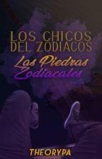 Los chicos del zodiaco: las piedras zodiacales by theorypa